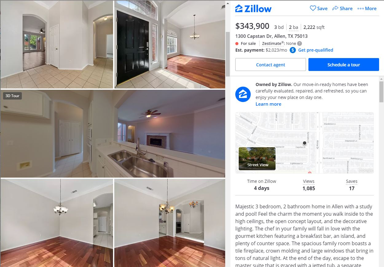 Zillow-Gallery